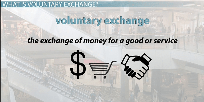 Voluntary Exchange